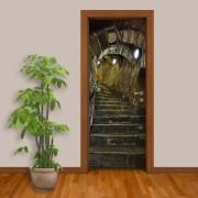 Adesivo de Porta Escada 5