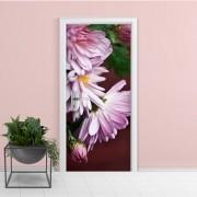 Adesivo de Porta Floral 5