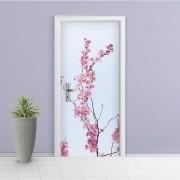 Adesivo de Porta Floral 6