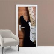 Adesivo de Porta Guitarra