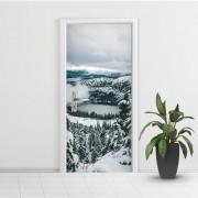 Adesivo de Porta Inverno 8