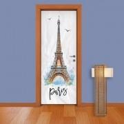 Adesivo de Porta Paris 4