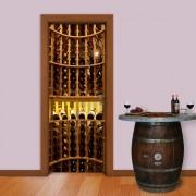 Adesivo de Porta Vinhos 2