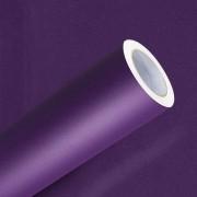 Adesivo Para Envelopamento Alltak Púrpura Metálica Jateado