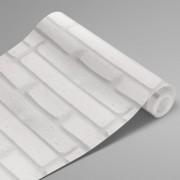 Adesivo Para Envelopamento Tijolo Branco