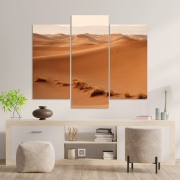 Kit 3 Placas Decorativas Mosaico - Deserto 1
