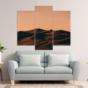 Kit 3 Placas Decorativas Mosaico - Deserto 3