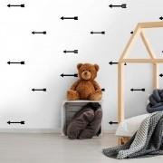 Kit de Adesivos Infantis Flechas
