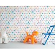 Papel de Parede Infantil - Cute Triangles