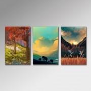 Placa Decorativa - Nature