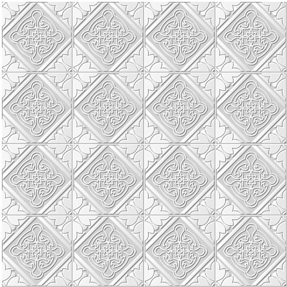 Adesivo de Azulejo Arabesco 3D
