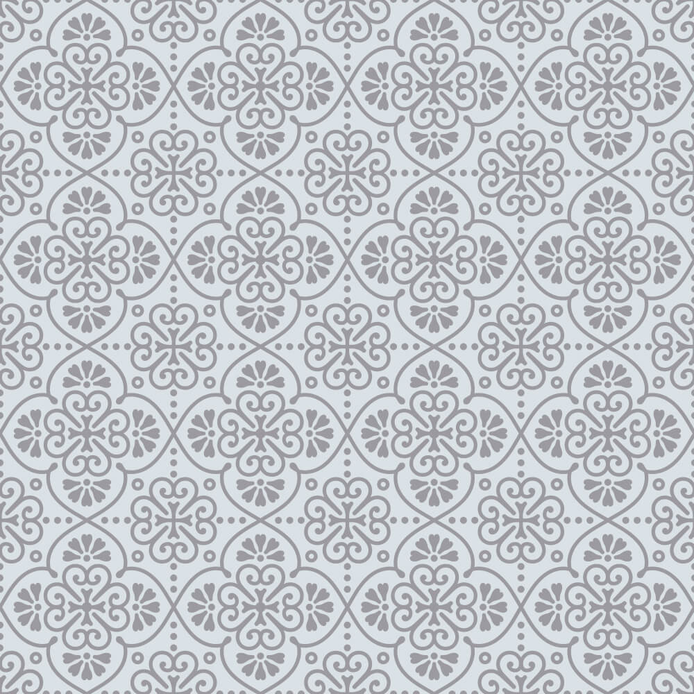 Adesivo de Azulejo Classic Grey