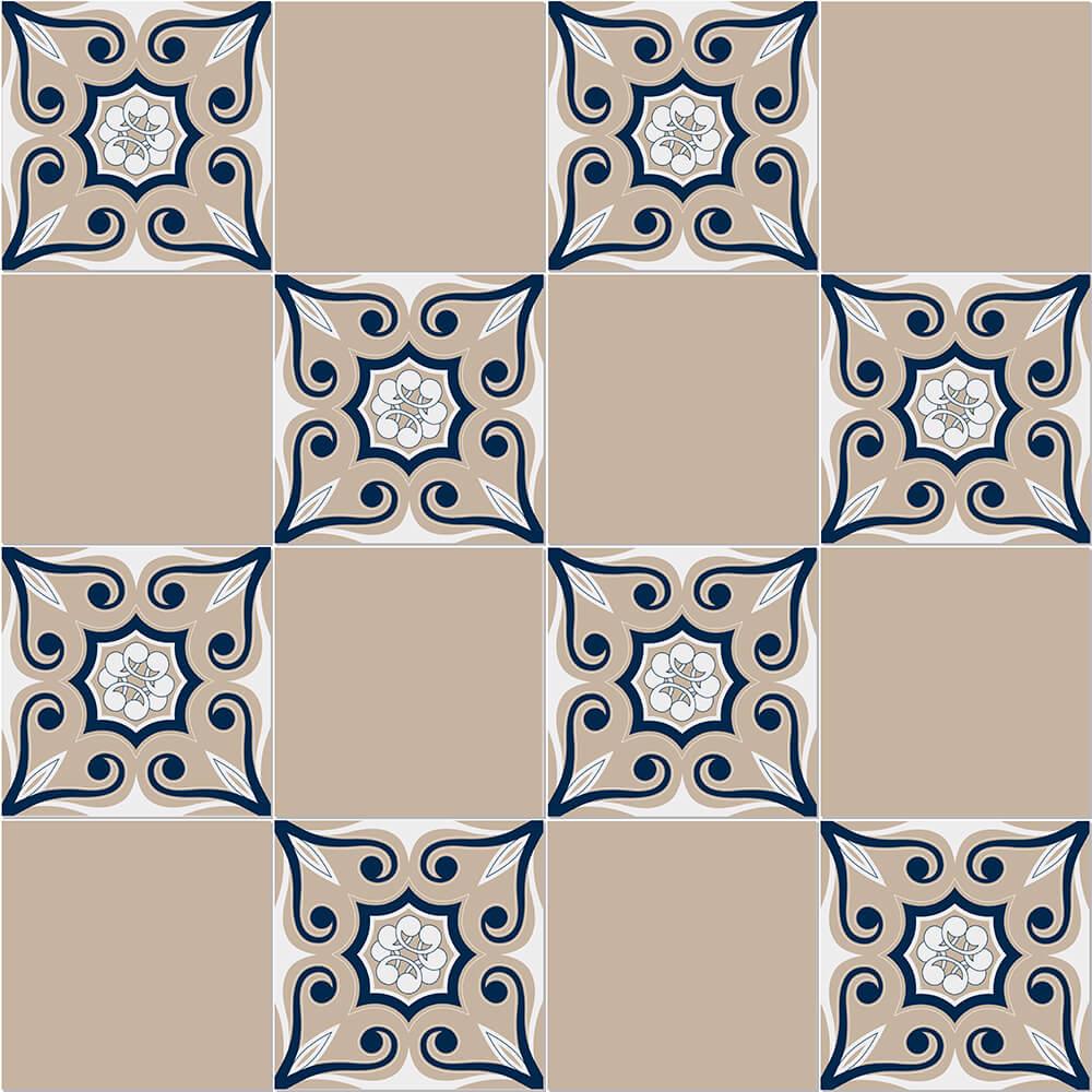 Adesivo de Azulejo Ladrilho 2