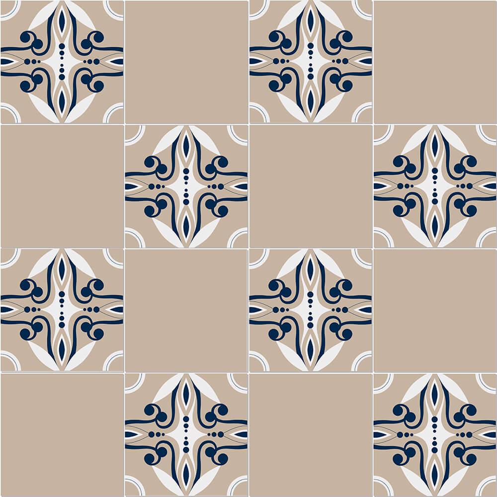 Adesivo de Azulejo Ladrilho 3
