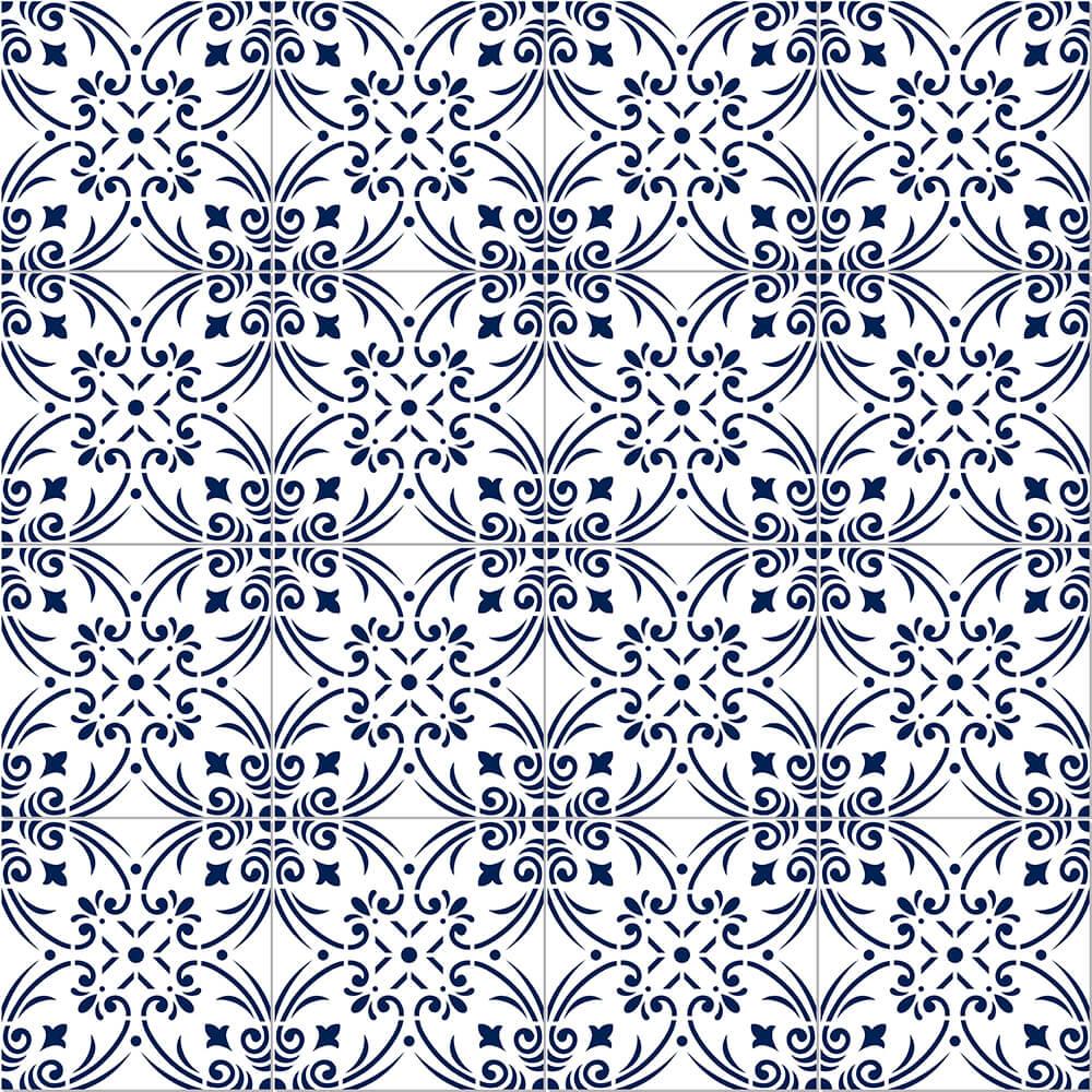 Adesivo de Azulejo Moroccan 13