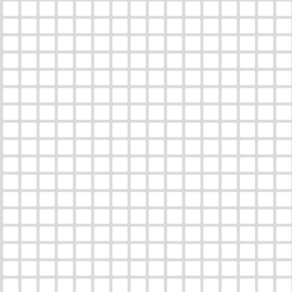 Adesivo de Azulejo Pastilhas Brancas
