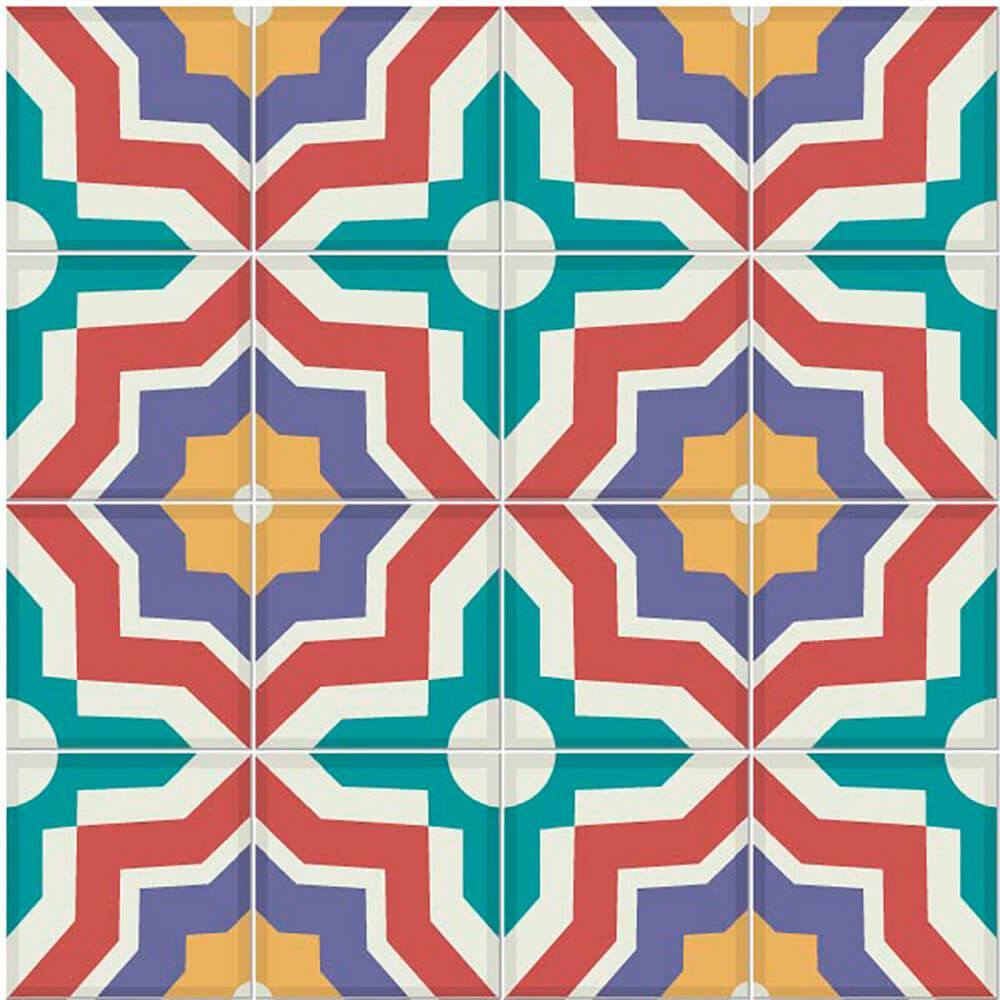 Adesivo de Azulejo Portuguesa