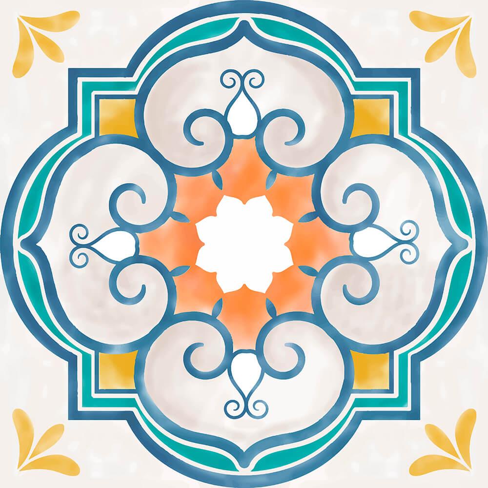Adesivo de Azulejo Predilecta