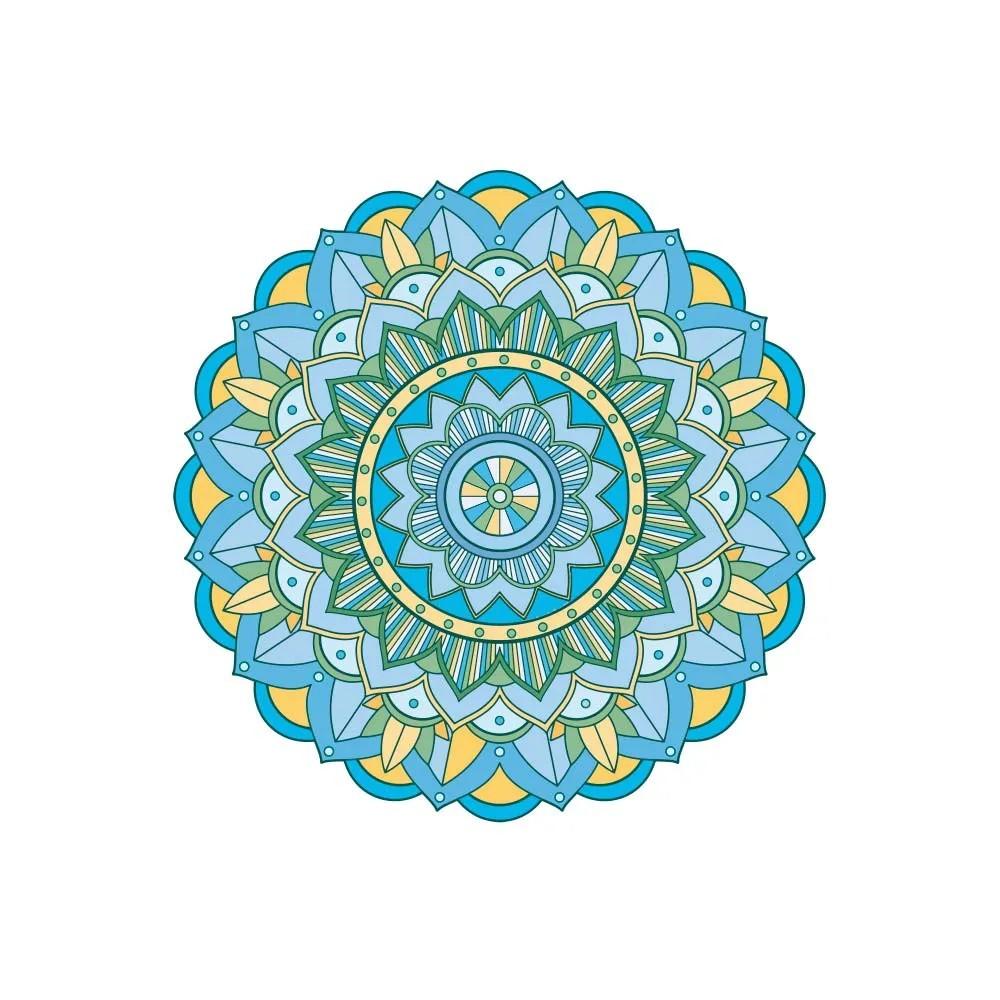 Adesivo de Parede New Mandala 13