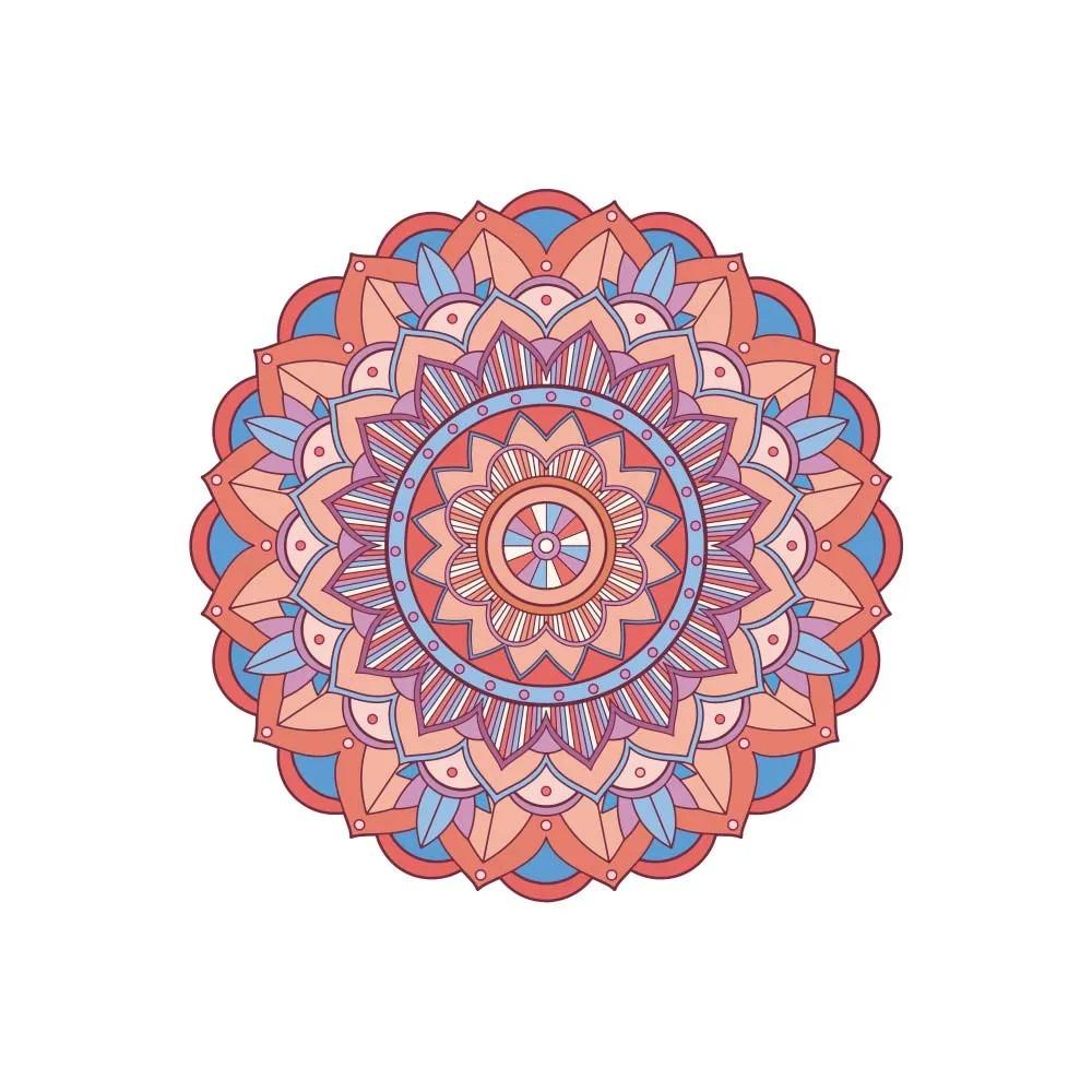 Adesivo de Parede New Mandala 15
