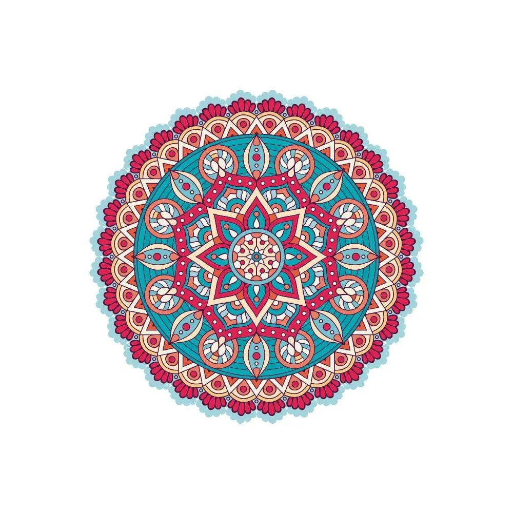 Adesivo de Parede New Mandala 18