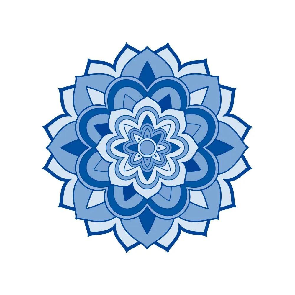 Adesivo de Parede New Mandala 3