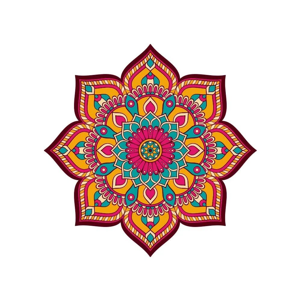 Adesivo de Parede New Mandala 6