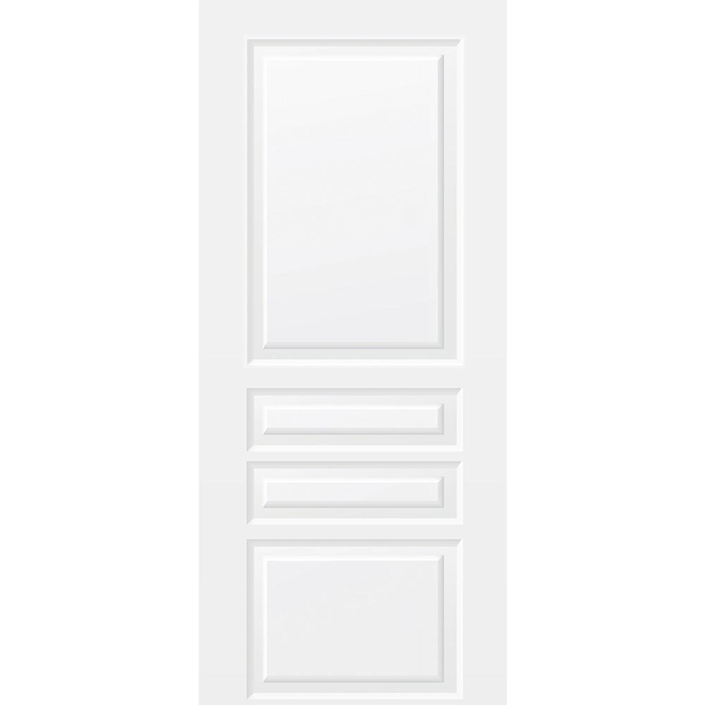 Adesivo de Porta Branca 2