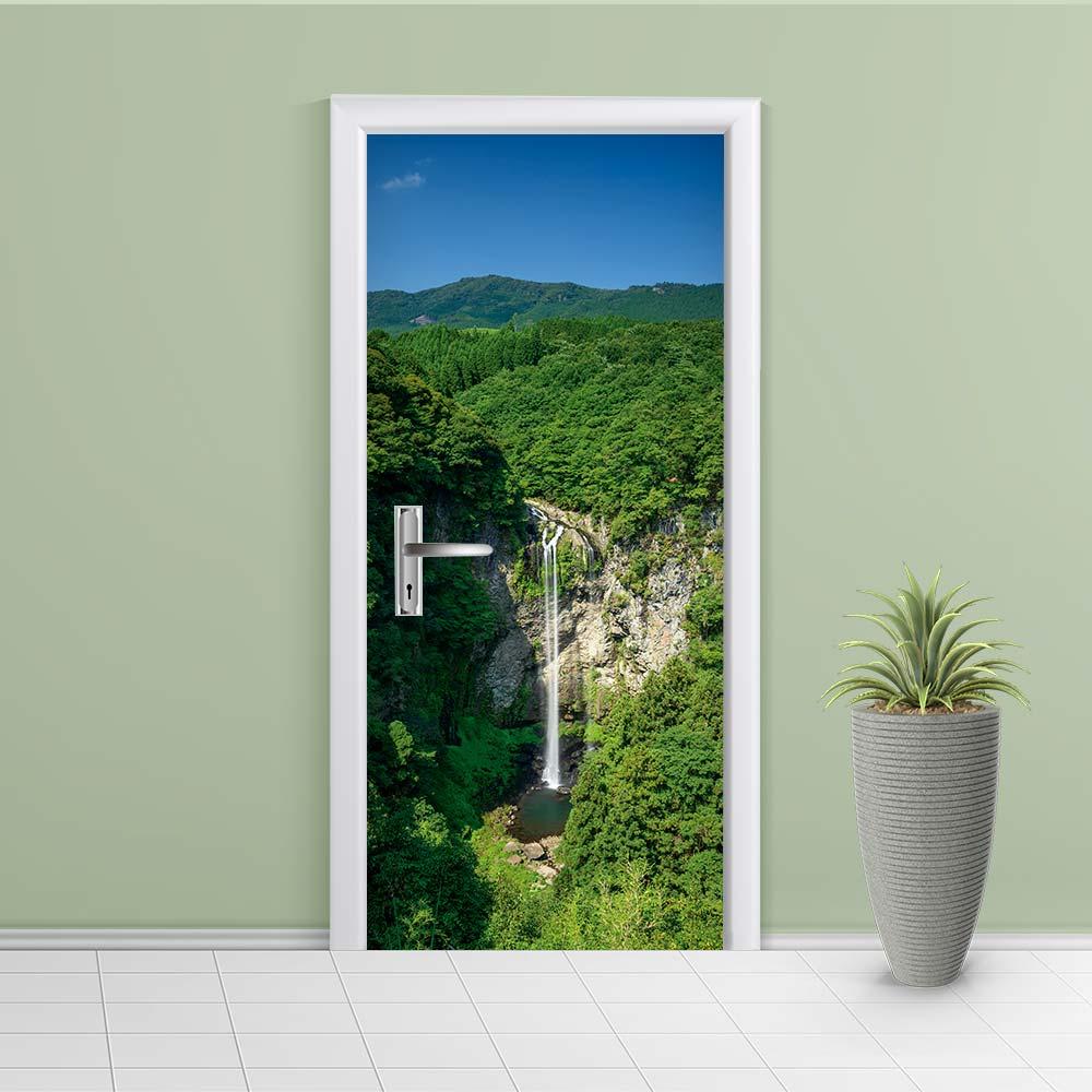Adesivo de Porta Cachoeira 10