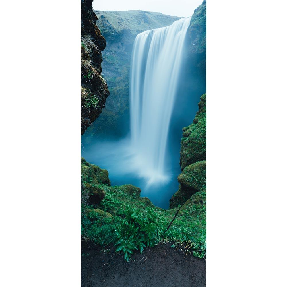 Adesivo de Porta Cachoeira 2