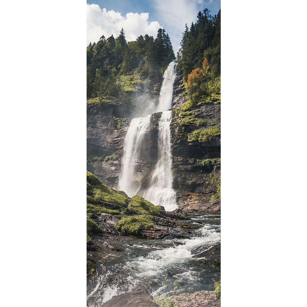 Adesivo de Porta Cachoeira 4