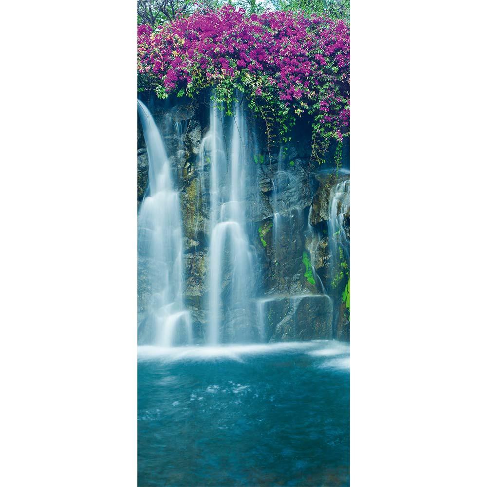 Adesivo de Porta Cachoeira 7