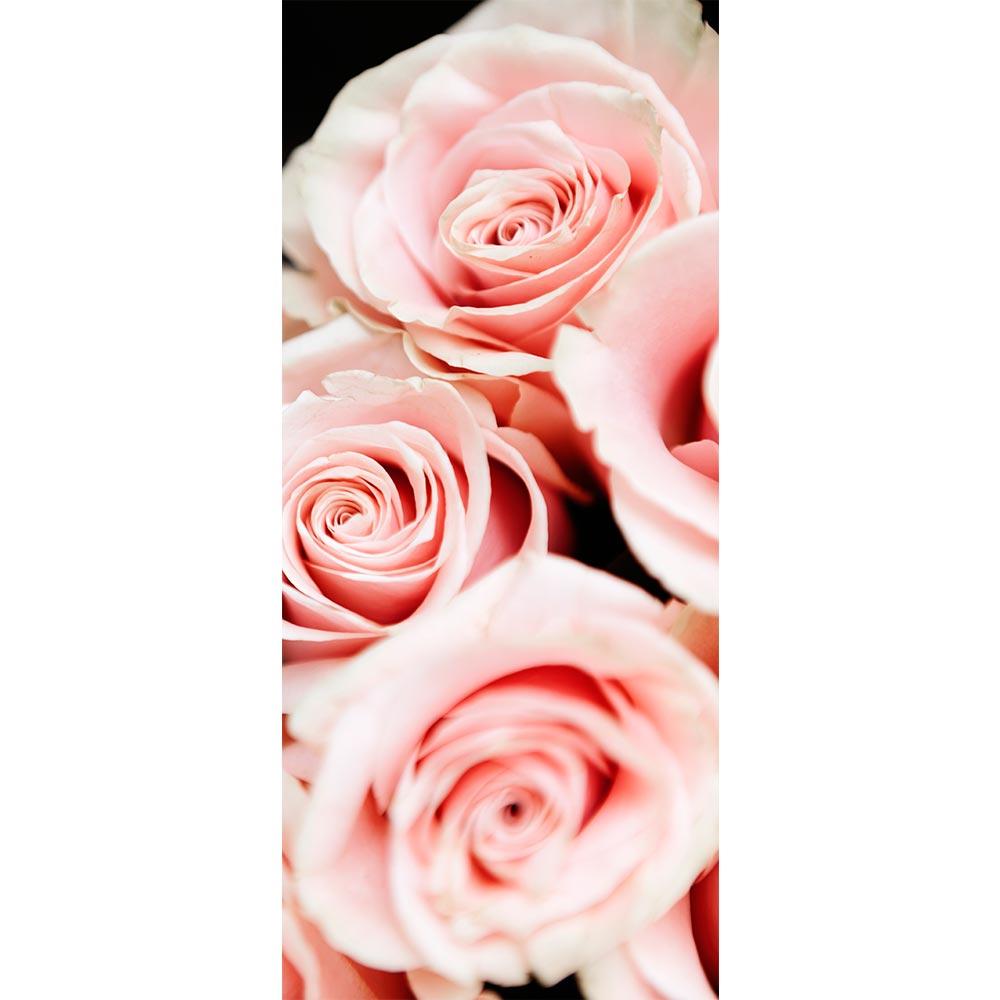 Adesivo de Porta Floral 4