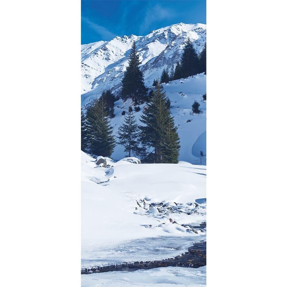 Adesivo de Porta Inverno 2