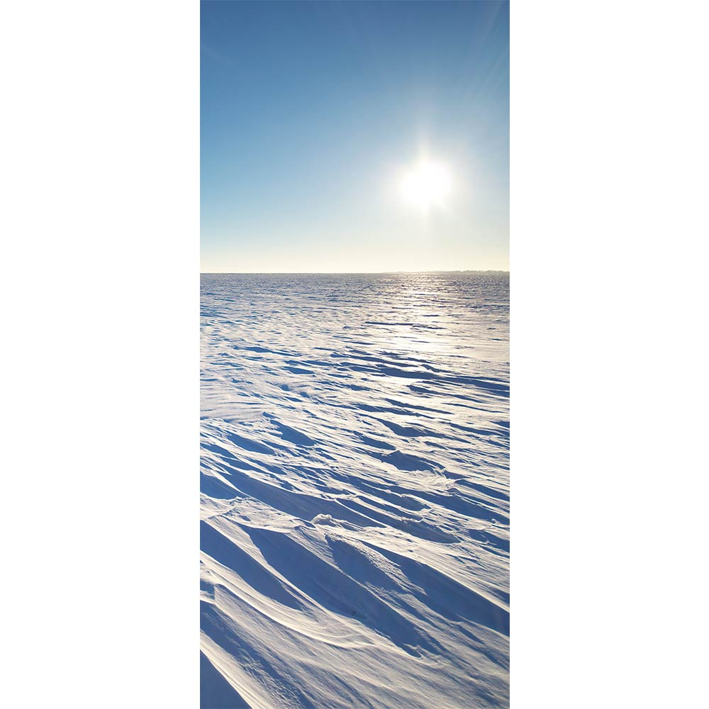 Adesivo de Porta Inverno 3
