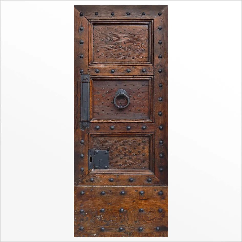 Adesivo de Porta Medieval
