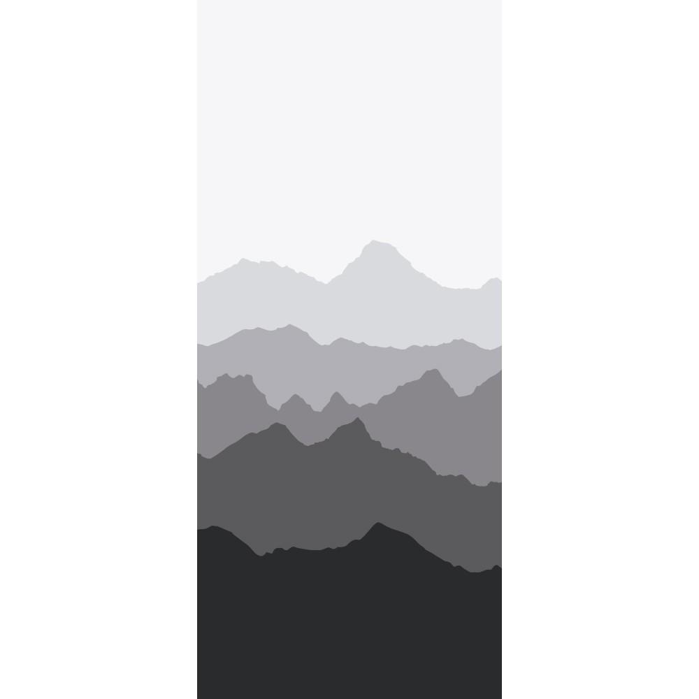 Adesivo de Porta Montanha 7