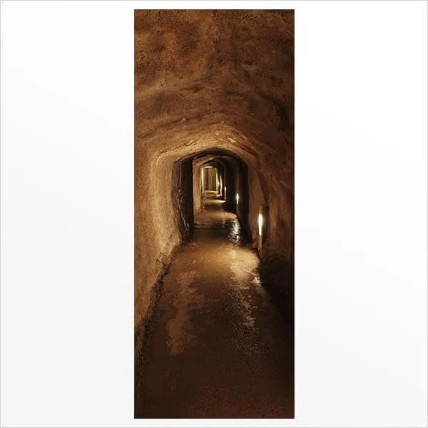 Adesivo de Porta Túnel 2