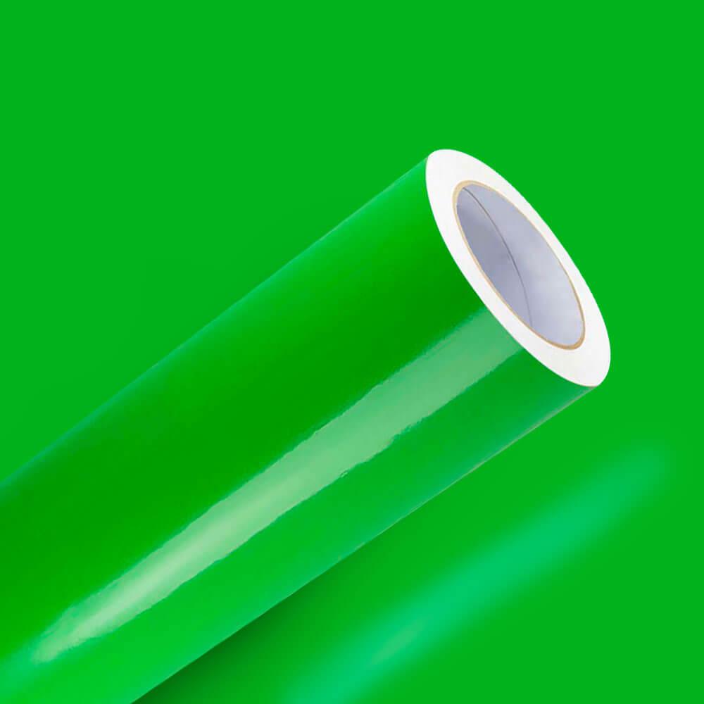 Adesivo Para Envelopamento Brilho Premium Verde Abacate