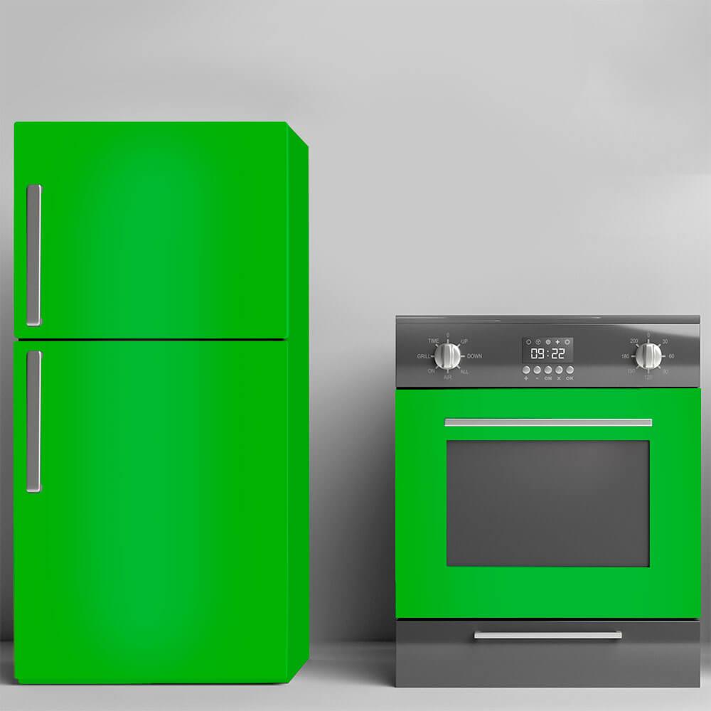 Adesivo Para Envelopamento Alltak Brilho Premium Verde Abacate