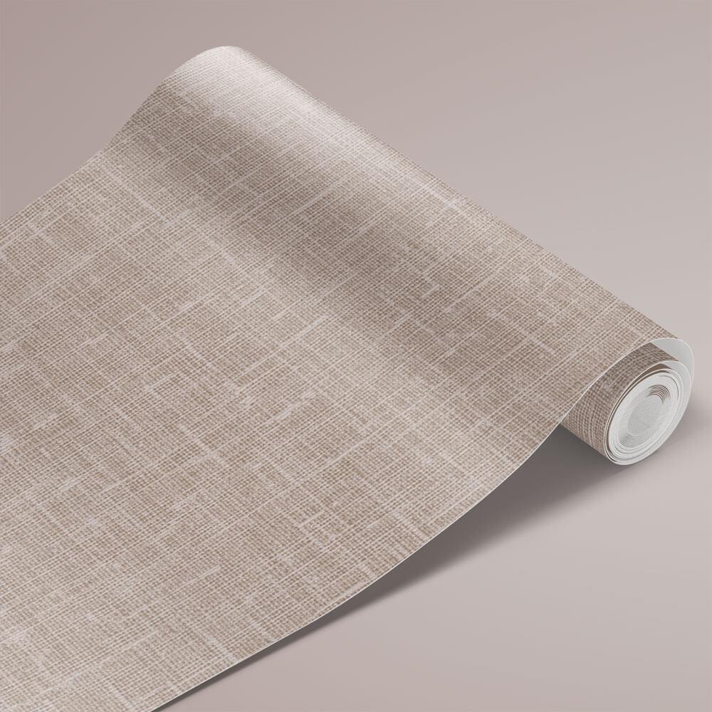 Adesivo Para Envelopamento Telado Brim Bege