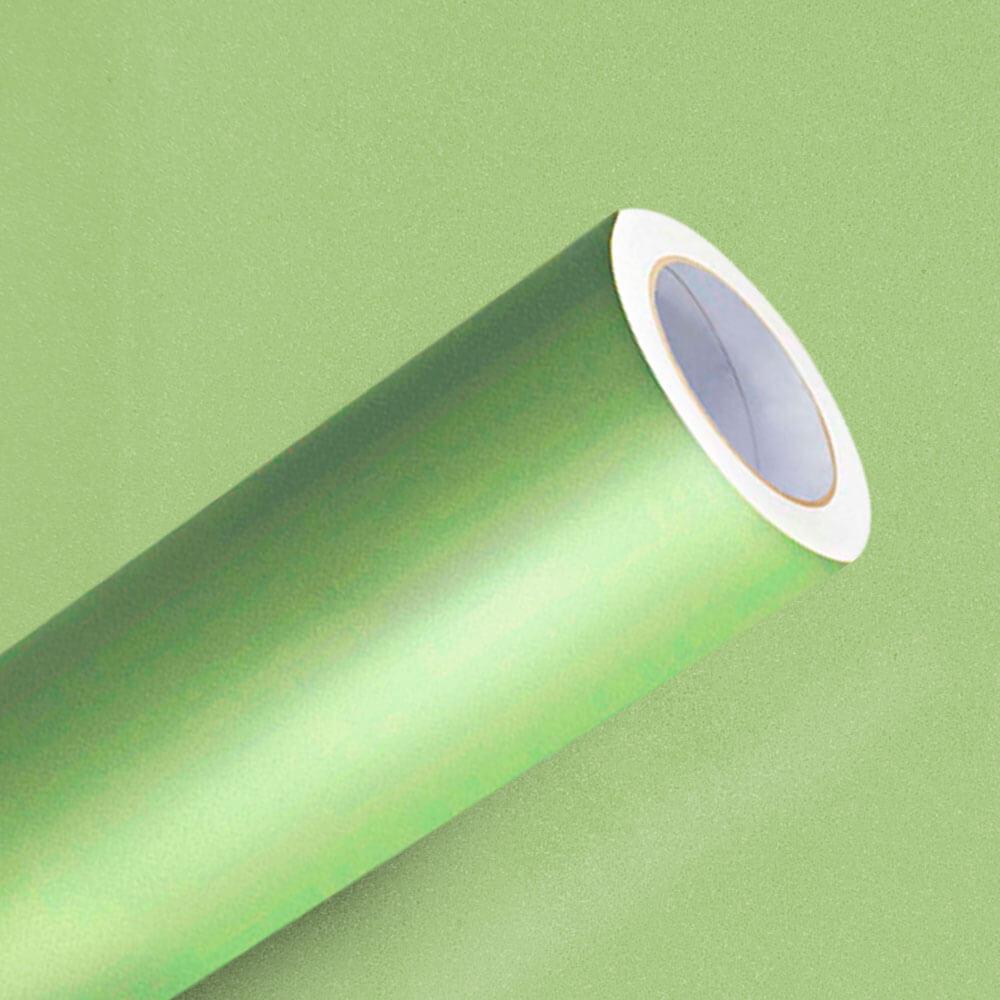 Adesivo Para Envelopamento Alltak Verde Primavera Jateado