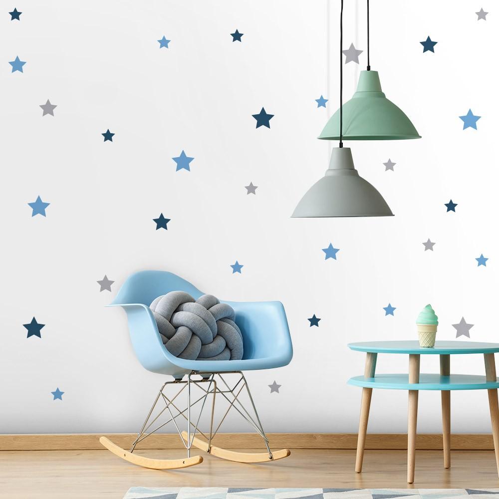 Kit de Adesivos Infantis Estrelas 1