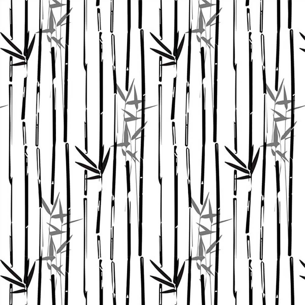 Papel de Parede Bambu 2