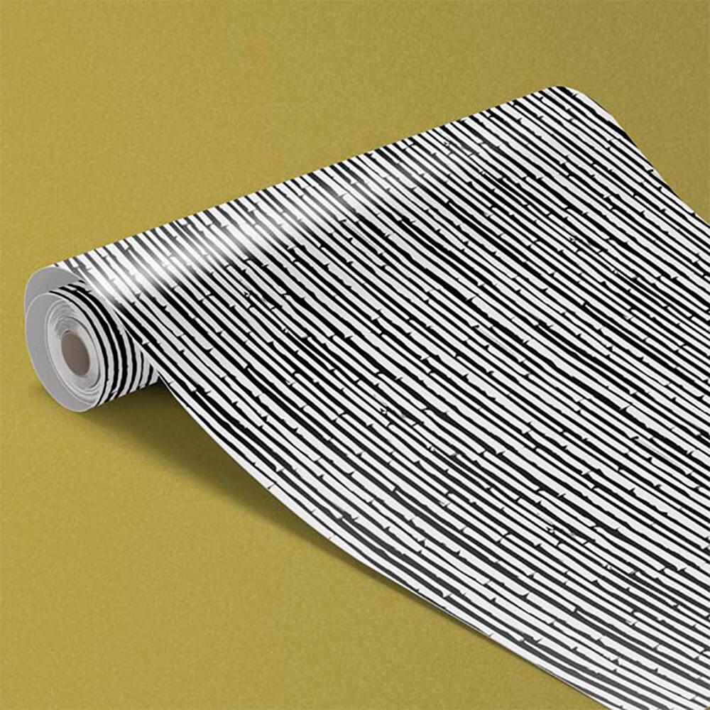 Papel de Parede Bambu 3