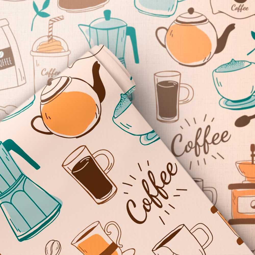 Papel de Parede Café 2