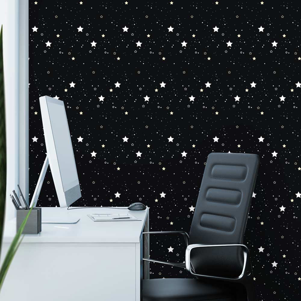 Papel de Parede Estrelar 1
