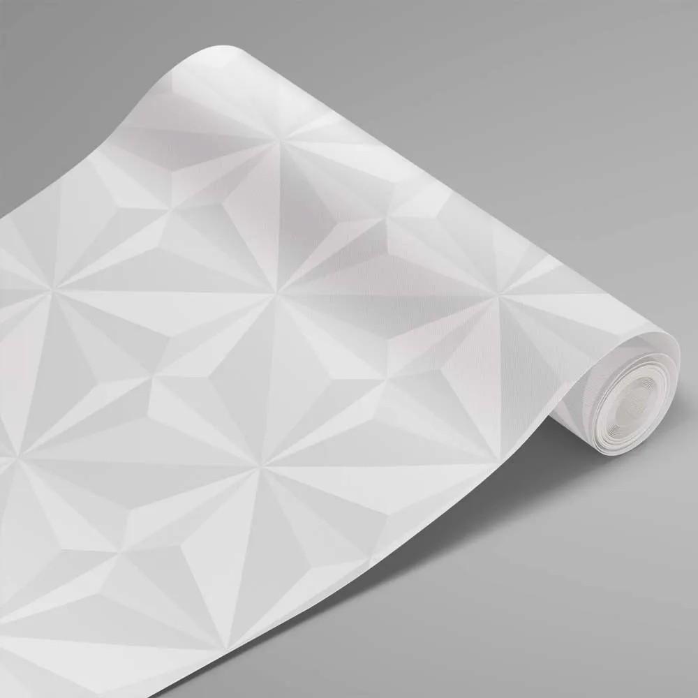 Papel de Parede Geométrico 3D1
