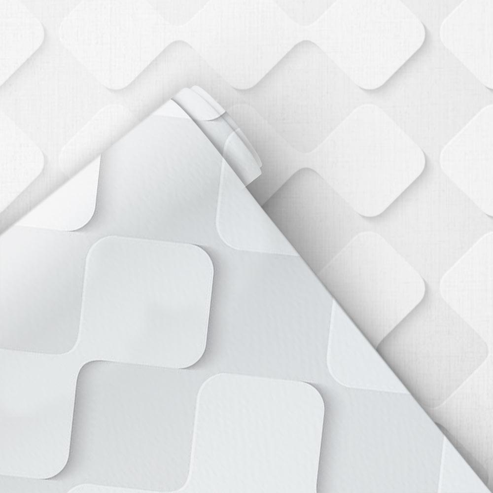 Papel de Parede 3D - Geométrico 3D 12