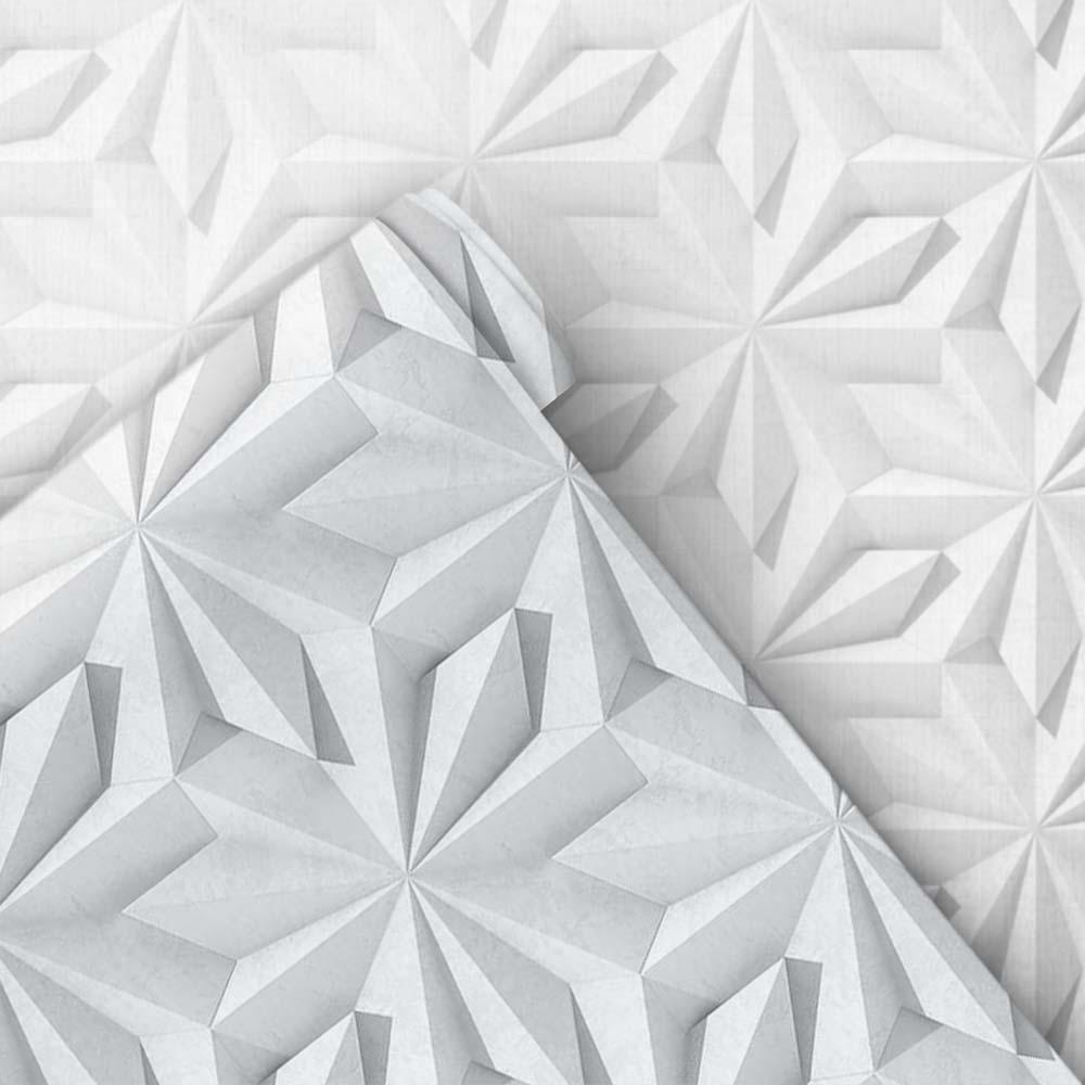 Papel de Parede 3D - Geométrico 3D 13